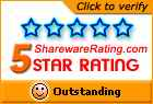 Awards From SharewareRating